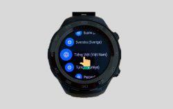 Hướng dẫn sử dụng đồng hồ thông minh Smart watch