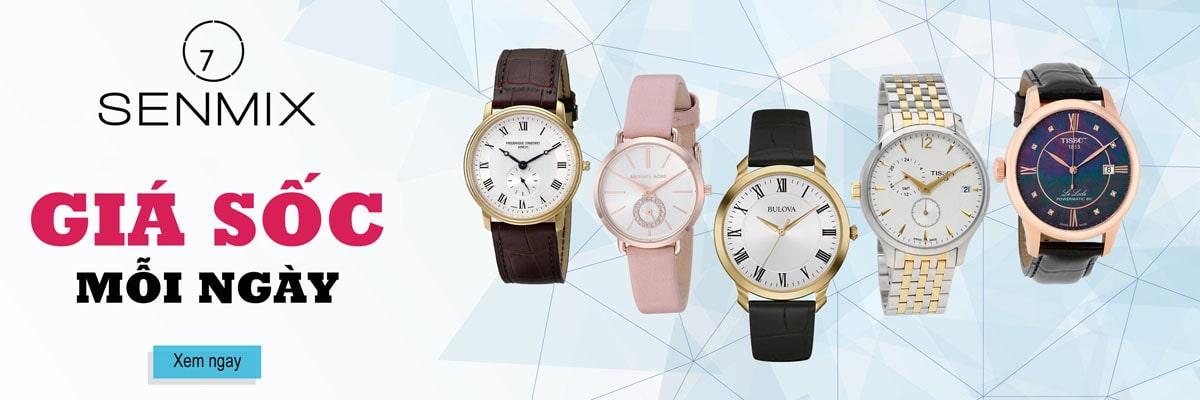 Deal đồng hồ