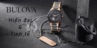 10 mẫu đồng hồ Bulova dễ phối đồ nhất