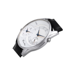 Citizen Dual Time Analog White Dial Men's Watch AO3009-04A