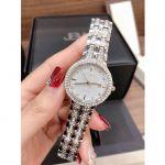 Citizen Silhouette Crystal Silver Women's Watch EW2340-58A