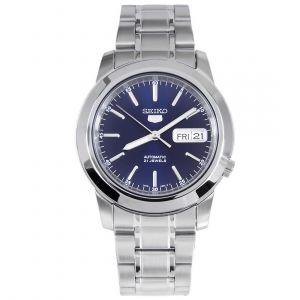 Seiko 5 Automatic Blue Dial Men's Watch SNKE51