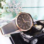 Calvin Klein Bold Black Dial Men's Watch K5A316C1