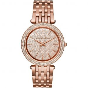 Michael Kors Darcy Rose Gold Women's Watch MK3399