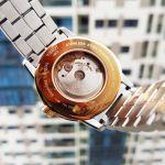 Tissot Automatic Powermatic 80 Mặt Tròn Màu Đen Lịch Ngày Quai Kim Loại T086.407.22.051.00