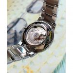 Orient Classic Bambino Automatic Open Heart Maroon Men's Watch RA-AG0027Y