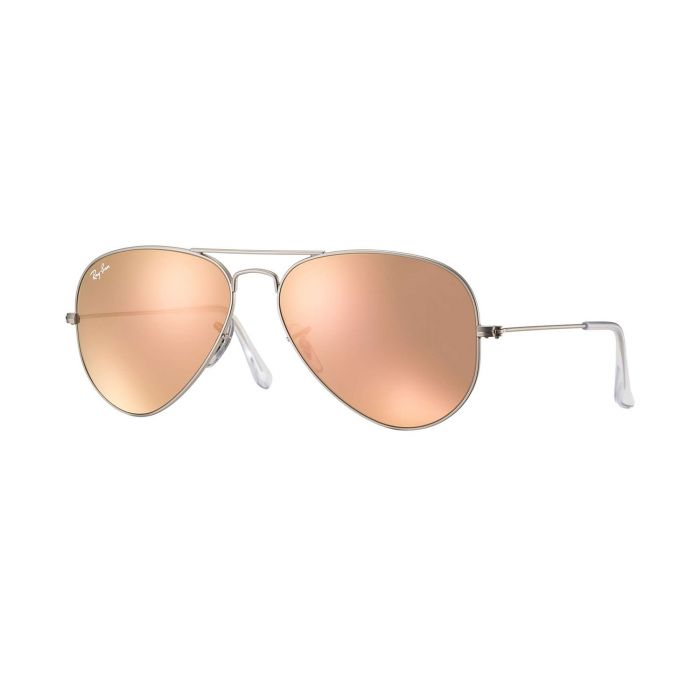 Ray-ban Aviator Copper Flash Lenses Sunglasses RB3025 019/Z2