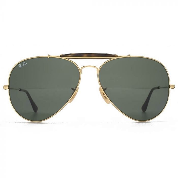 Ray-ban Outdoorsman II Aviator Hanava Sunglasses RB3029 181 62
