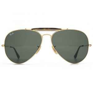 Ray-ban Outdoorsman II Aviator Hanava Sunglasses RB3029 181 62