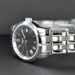 Tissot T-Classic Dream Black Roman Numeral Dial Black Women's Watch T033.210.11.053.00
