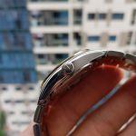 Rado Hyperchrome L Automatic Mặt Tròn Dây Ceramic Màu Bạc Pha Vàng Lịch Ngày R32979112
