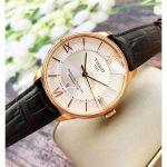 Tissot Chemin Des Tourelles Powermatic 80 Brown Leather Men's Watch T099.407.36.038.00