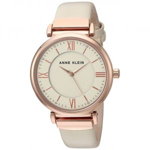 Anne Klein Light Blush Dial Ladies Watch AK-2666RGIV