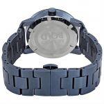 Movado Bold Light Blue Stainless Steel Women's Watch 3600494