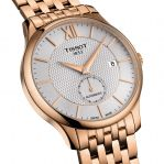 Tissot Tradition Automatic Small Second Rose Gold Men's Watch T063.428.33.038.00