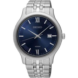 Seiko Neo Blue Dial Bracelet Stainless Steel Men's Watch SUR219