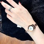 Salvatore Ferragamo Gancino Rose Gold Women's Watch FBF040016