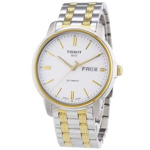 Tissot T-Classic Automatic III Two Tone Men's Watch T065.430.22.031.00