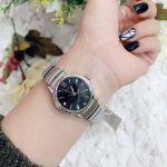 Bulova Diamond Accent Mother of Pearl Women's Watch 96R213