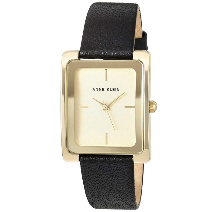 Anne Klein Chamopagne Dial Gold Tone Women's Watch 2706CHBK