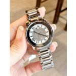 Movado Bold Luxe Crystal Pave Stainless Steel Women's Watch 3600254