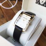 Anne Klein Chamopagne Dial Gold Tone Women's Watch 2706CHBK