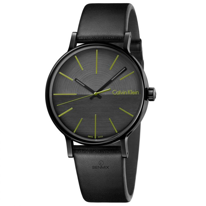 Calvin Klein Boost Black Dial Men's Watch K7Y214CL