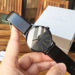 Calvin Klein Boost Black Dial Men's Watch K7Y214CL