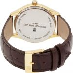 Frederique Constant Classics Moonphase Brown Leather Men's Watch FC-260WR5B5