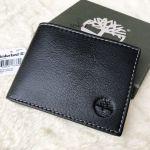 Timberland Blix Slimfold Leather Men's Wallet Black D10222/08