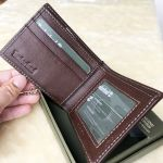 Timberland Blix Slimfold Leather Men's Wallet Brown D10222/01