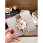 Michael Kors Darci Rose Gold Stainless Steel Women's Watch MK3366