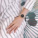 Michael Kors Darci Gold Tone Crystal Pave Women's Watch MK3738