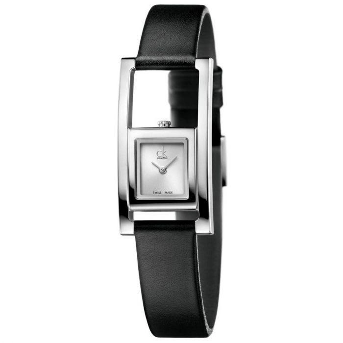 Calvin Klein Unexpected Silver Dial Women's Watch K4H431C6