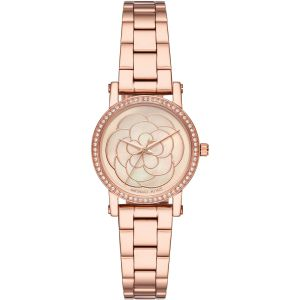 Michael Kors Petite Norie Rose Gold Stainless Steel MK3892