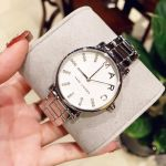 Marc Jacobs Classic Roxy Silver Women's Watch MJ3566