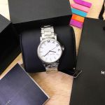 Marc Jacobs Classic Roxy Silver Women's Watch MJ3566
