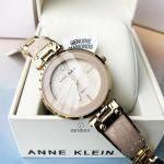 Anne Klein Diamond Blush Mother Of Pearl Women's AK/2512LPGB