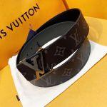 Louis Vuitton Monogram Eclipse Hai Mặt Mono Canvas Và Màu Đen M9043T