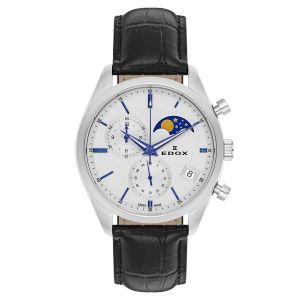 Edox Les Vauberts Quartz Men's Watch 01655-3-AIN