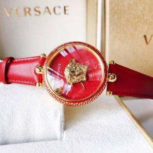 Versace Palazzo Empire Red Swiss Women's Watch VCO120017