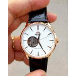 Orient Esteem II Open Heart Automatic Men's Watch FAG02002W0