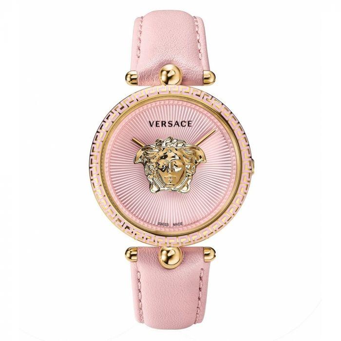 Versace Palazzo Empire Pink Swiss Women's Watch VCO030017