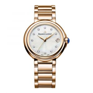 Maurice Lacroix Fiaba Swiss Quartz Gold Women's Watch FA1004-PVP06-170