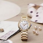 Maurice Lacroix Fiaba Swiss Quartz Gold Women's Watch FA1004-PVP06-170