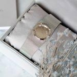 Calvin Klein Impulsive Mặt Tròn Dây Kim Loại Màu Bạc K3T23128