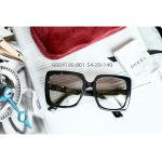 Gucci Square Lens Gradient Gọng Đen GG0418S 001 54