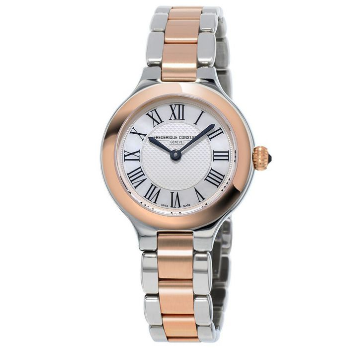 Frederique Constant Classics Delight Swiss Quartz Two Tone Women's Watch FC-200M1ER32B