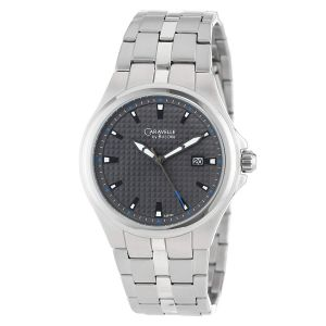 Caravelle by Bulova Sporty Bracelet Men's Watch 43B124