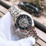 Bulova Clarks Gleeson Over Stainless Steel Men's Watch 96A170